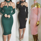 HOT fashion Women Sexy Bodycon Bandage Backless Party Club Prom Cocktail Dress