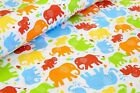 100% COTTON FITTED SHEET PRINTED 160x80 140x70 120x60 90x40 NURSERY BABY COT