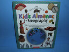 The Blackbirch Kid's Almanac of Geography by Alice Siegel and Margo McLoone...
