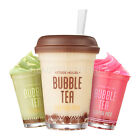 [ETUDE HOUSE] Bubble Tea Sleeping Pack 100g 3 Type / Moisture capsule bubbles