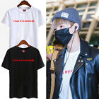 SUGA BTS BANGTAN BOYS TEE T-SHIRT COTTON KPOP NEW RUN IN BLOOM