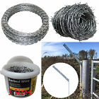 Galvanised / Barbed / Razor Wire Steel Security Fencing Farm Concertina Bracket
