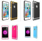 Shockproof Rubber HybridPhone Back Case Cover Skin For Apple iphone 5 6 6plus S