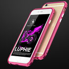 Luxury Aluminum Ultra-thin Metal Hard Bumper Alloy Case Cover for iPhone 6S 7