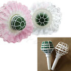 1 Set Of Wedding Bride Bridal Flower Bouquet Handle Holder With Lace Collar