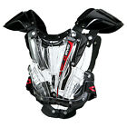 EVS Vex Chest Protector Clear/Black