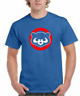 Chicago Cubs Printed T-Shirt (Youth S-Adult  5XL)