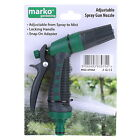 Best Hose Nozzles - Hose Pipe Fittings Nozzle Connector Water Spray Gun Review
