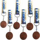 mini basketball keychain Spalding NBA PICK YOUR TEAM on eBay