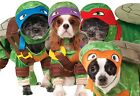 Pet Dog Cat Teenage Mutant Ninja Turtles Halloween Fancy Dress Costume Outfit