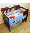 "Dream On Me ""Dreamy Driver"" 3-Piece Crib Set"