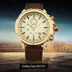 2016 SKONE New Men's Casual Disk Calendar Watch Authentic Wrist Watches STGG