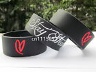 Stay Strong Demi Lovato Inspired Silicon Promotion Gift Wristband Bracelet