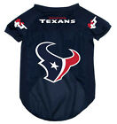NEW HOUSTON TEXANS PET DOG MESH FOOTBALL JERSEY ALL SIZES ALTERNATE STYLE $17.49 USD on eBay
