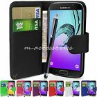 PU Leather Wallet Case Cover Pouch For Samsung Galaxy A3 2016 A310 Mobile Phone