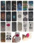 "For iPhone 6 6S Apple 4.7"" Soft TPU Cover Case Owl Flower Windbell Dandelion"