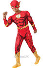 Childs Deluxe The Flash Costume