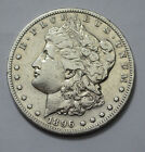 SUPERB VERY RARE KEY DATE 1896-S Morgan Dollar US Silver Coin $1, NO RESERVE!