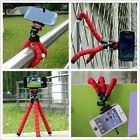 Hot 3Color Flexible Octopus Tripod Bracket Holder Stand Mount For Iphone Android