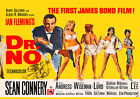 Dr No James Bond 007 Poster Print Borderless Stunning Vibrant Sizes A1 A2 A3 A4 £7.44 GBP on eBay