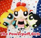 CUTE The Powerpuff Girls 20CM Bubbles Blossom Buttercup Stuffed Plush Doll Toy