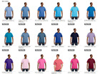 Hanes Mens Short Sleeve T Shirt S M L XL 2XL 3XL 5250,8 colors image