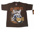 Harley-Davidson Boys T-Shirt - Motorcycle Kids Shirt - My Harley Rocks Guitar $14.95 USD on eBay
