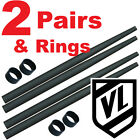 AHEAD Replacement Drum Sticks Covers & Rings 5A 7A 5B 2B JJ1 5ABS FB-5A Lars Lee