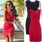 New Sexy Women's Summer Bandage Bodycon Cocktail Evening Party Short Mini Dress