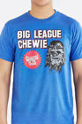 Star Wars Wookie Chewbacca Big League Chewie Licensed Mens T Shirt Licensed Top $24.99 AUD