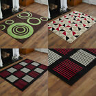 MEDIUM MODERN SMALL ALPHA MULTI COLOUR CHEAP BUDGET CLEARANCE RUGS 60 X 120 CM