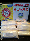 Fels Naptha Borax Washing Soda Homemade laundry soap Detergent Kit sample DIY