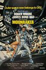 Home Wall Art Print - Vintage Movie Poster - JAMES BOND MOONRAKER - A4,A3,A2,A1 £19.99 GBP on eBay