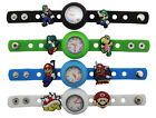 Kids DIY Watch + 21 Super Mario Brother Charms Cute party gifts TOY