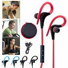 Wireless Bluetooth 4.0 Sports Headsets Headphones Stereo Sweatproof Earphones