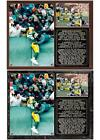 Lambeau Leap Memorable Moment Photo Plaque LeRoy Butler Green Bay Packers on eBay