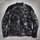 Harley-Davidson® Men's Evader 3-in-1 Hooded Camouflage Canvas Jacket 97549-16VM $151.96 USD on eBay