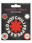 Red Hot Chili Peppers Sticker Set 10x12.5cm