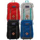"Jansport ""Fox Hole"" Backpack Bag Outdoor Camping Satchel Original Authentic"