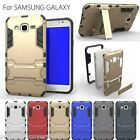 Robot Defender Galaxy J5 Back Case cover + KickStand + Dual Shield