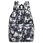 Girls School Backpack Canvas Cute Print Should Bags Light Weight Stylish