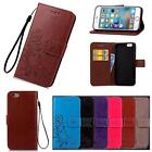 For Apple iPod Touch 5 6 5th 6th Gen Flip Cover Case Stand Card PU Leather 3D