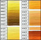Anchor Tapestry Wool 10m Colours 8092 - 8166 100% Wool 20g Fast Colour
