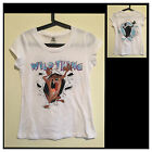 Looney Tunes Tazmanian Devil Shirt Taz 'Wild Thing' Junior Womens L XXL nwot