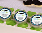 24 My Little Man Personalized Boy Baby Shower Birthday Baptism Candy Tins Favors