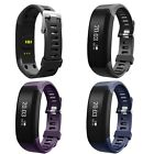 Fitness Activity Tracker Heart Rate Monitor Watch Bluetooth Smart Wrist Band