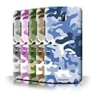 Case/Cover for HTC Desire 609d / Camouflage Army Navy