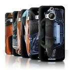 Case/Cover for HTC One M9+/Plus / Sports Car Audi