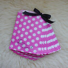 50 LOVE IS SWEET PINK POLKA DOTS RETRO CANDY BAGS SHOP BAR SWEETIE BUFFET TABLE