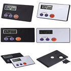 Useful Pocket Credit Card Size Timer Kitchen Cooking Countdown Study Rest